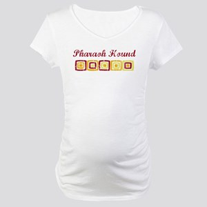 Pharaoh Hound (vintage colors Maternity T-Shirt