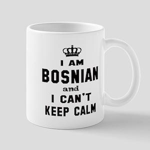 I am Bosnian and I can't keep ca 11 oz Ceramic Mug