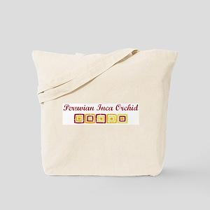 Peruvian Inca Orchid (vintage Tote Bag