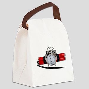 DynamiteAlarmBomb062710Shadows.pn Canvas Lunch Bag