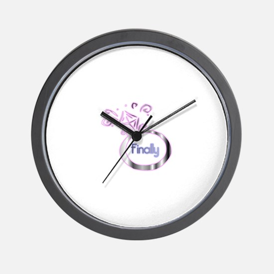 Finally Wall Clock