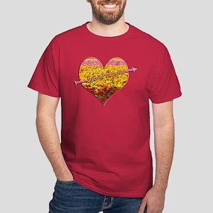 Helaine's Valentine 4 Dark T-Shirt