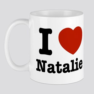 I love Natalie Mug