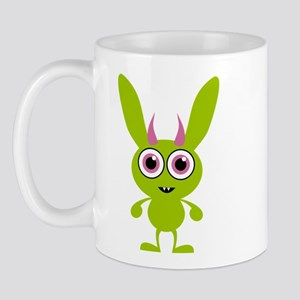 Green Jakalope Mug