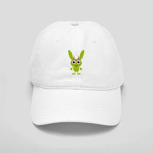 Green Jakalope Cap