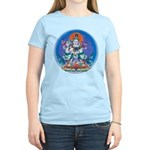 Buddha with Consort Women's Light T-Shirt