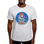 Buddha with Consort Light T-Shirt