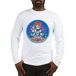 Buddha with Consort Long Sleeve T-Shirt
