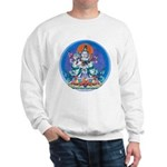 Buddha with Consort Sweatshirt