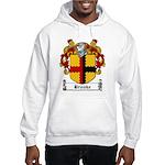 Brooke Family Crest Hooded Sweatshirt