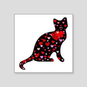 Cat Love Sticker