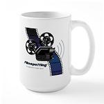 Large Mug - Filmspotting Projector Logo