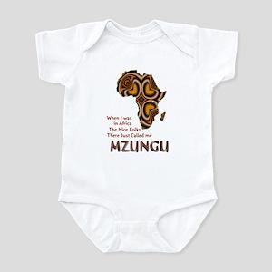 Mzungu - Infant Bodysuit