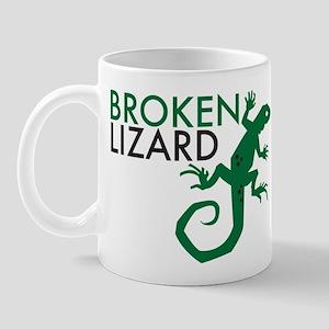 Broken Lizard Mug