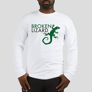 Broken Lizard Long Sleeve T-Shirt