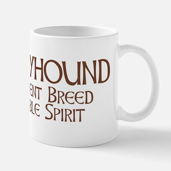 Celtic Hound Circle Mug