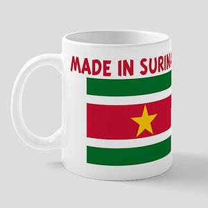 MADE IN SURINAME Mug