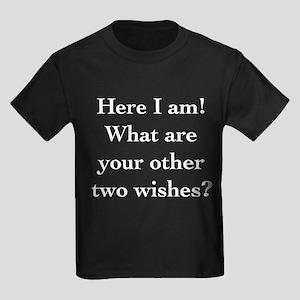 Here I Am Kids Dark T-Shirt
