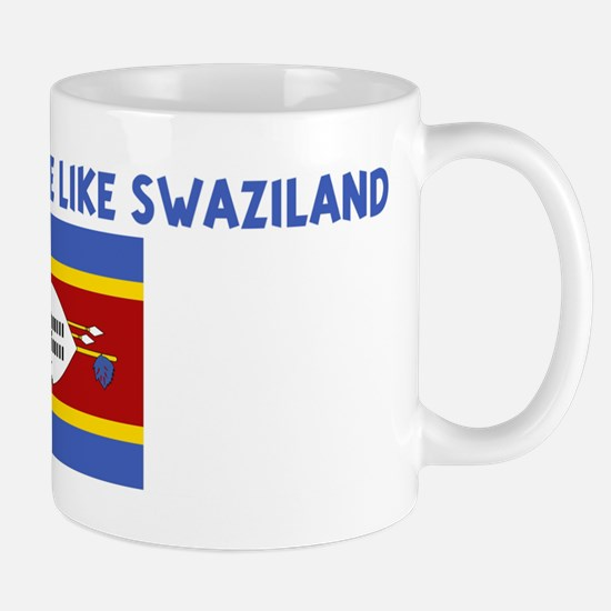 THERE IS NO PLACE LIKE SWAZIL Mug
