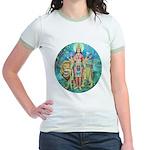 Durga Jr. Ringer T-Shirt