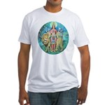 Durga Fitted T-Shirt