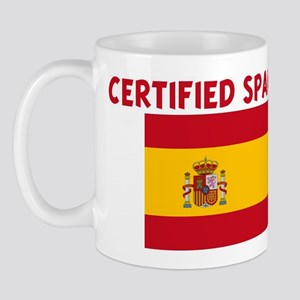 CERTIFIED SPANISH Mug