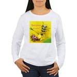 Your flower or mine? Women's Long Sleeve T-Shirt