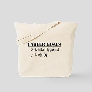 Dental Hygienist Career Goals Tote Bag
