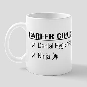 Dental Hygienist Career Goals Mug