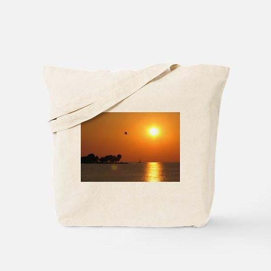 Egg Harbor - Door County Tote Bag
