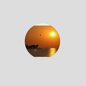 Egg Harbor - Door County Mini Button