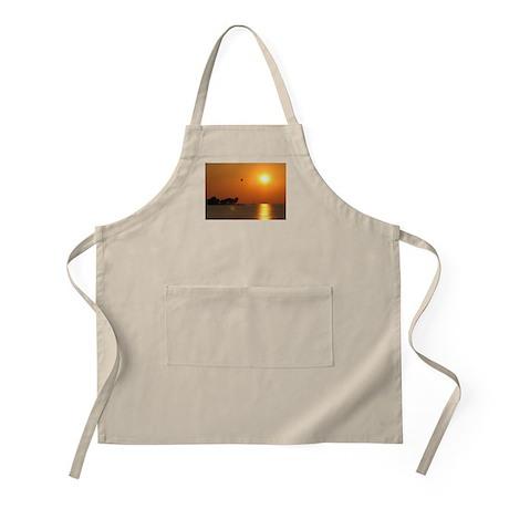 Egg Harbor - Door County BBQ Apron & Door County Aprons - CafePress