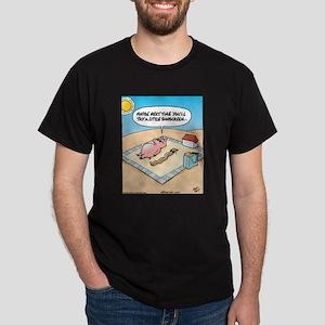Pig Bacon Sunscreen Dark T-Shirt