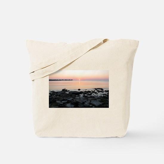 Door County - Egg Harbor 2 Tote Bag
