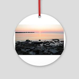 Door County - Egg Harbor 2 Ornament (Round)