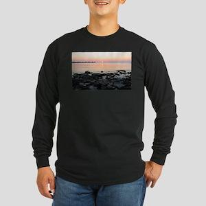 Door County - Egg Harbor 2 Long Sleeve Dark T-Shir