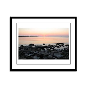 Door County - Egg Harbor 2 Framed Panel Print