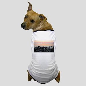 Door County - Egg Harbor 2 Dog T-Shirt