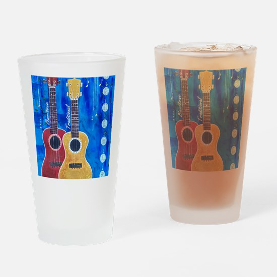 Cool Chords Drinking Glass