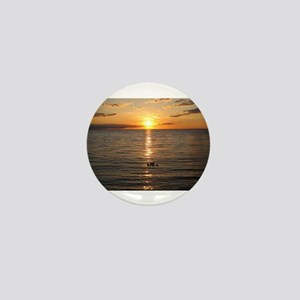 Egg Harbor - Door County 3 Mini Button