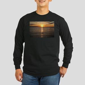 Egg Harbor - Door County 3 Long Sleeve Dark T-Shir