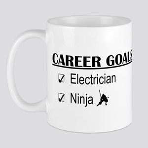 Electrician Career Goals Mug