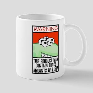 Trace Amounts of Lisp Mug