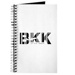 Bangkok BKK Airport Code Journal