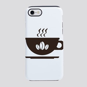 Cup of coffee iPhone 8/7 Tough Case