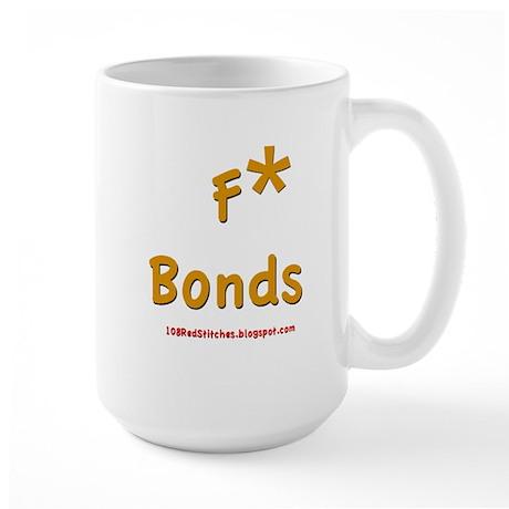 F* Bonds Large Mug