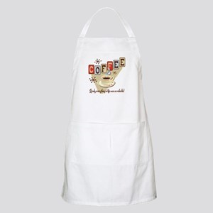 Reliable Coffee BBQ Apron