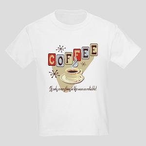 Reliable Coffee Kids Light T-Shirt