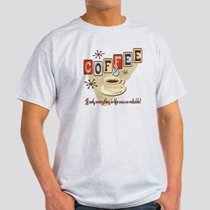 Reliable Coffee Light T-Shirt