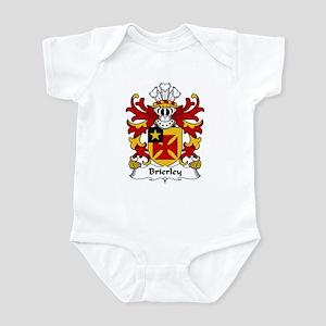 Brierley Family Crest Infant Bodysuit